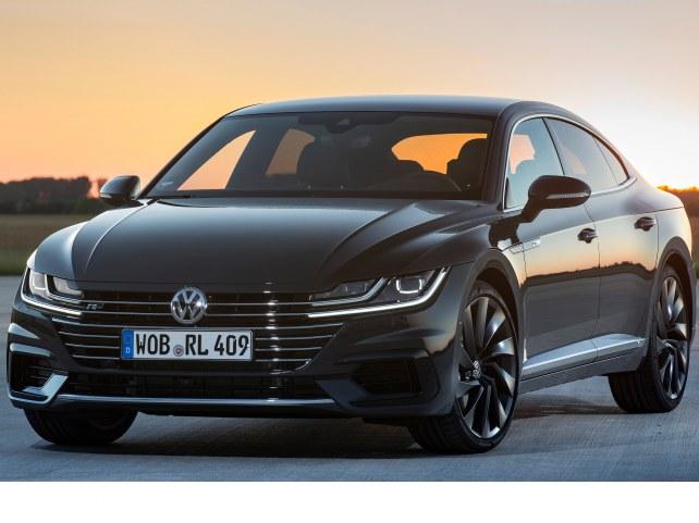 Volkswagen Arteon в Кирове