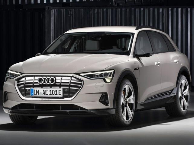 Audi e-tron в Самаре