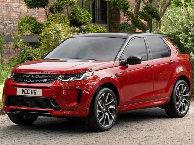 Land Rover Discovery Sport в Сургуте