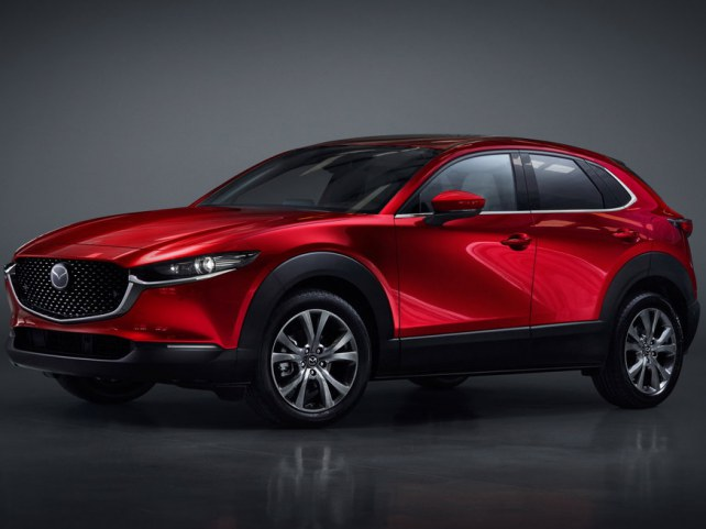Mazda CX-30 в Казани