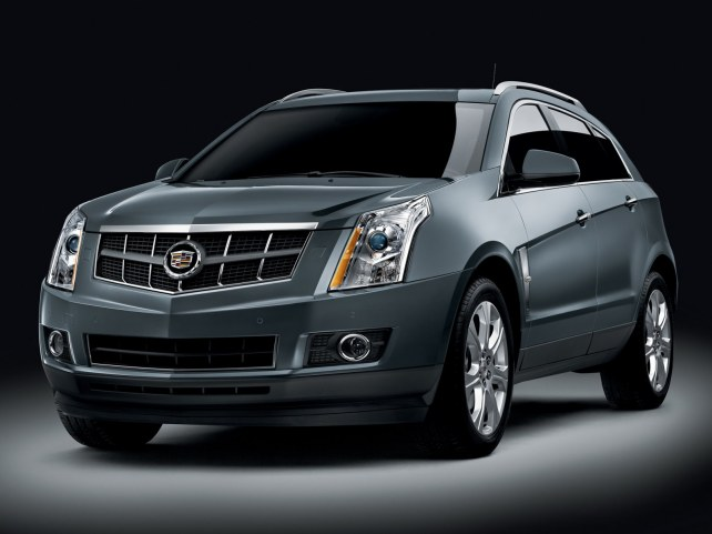 Cadillac SRX в Москве