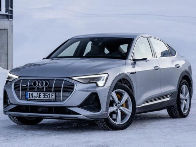 Audi e-tron Sportback в Барнауле