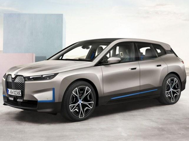 BMW iX в Ижевске