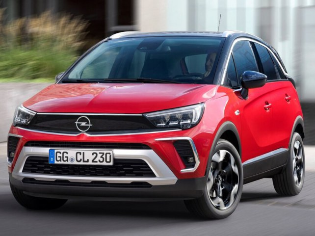 Opel Crossland в Ростове-на-Дону