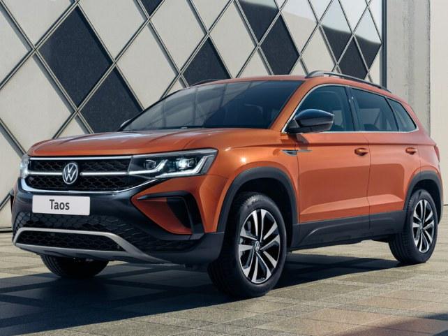 Volkswagen Taos в Ростове-на-Дону