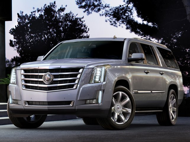 Cadillac Escalade в Воронеже