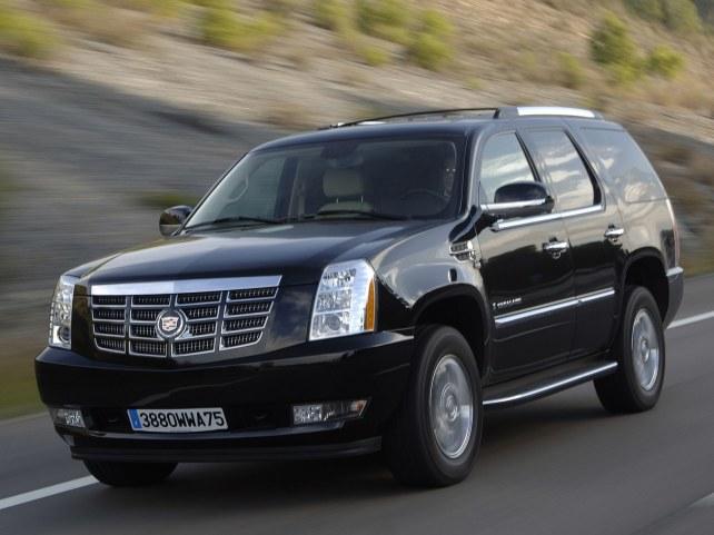 Cadillac Escalade в Москве